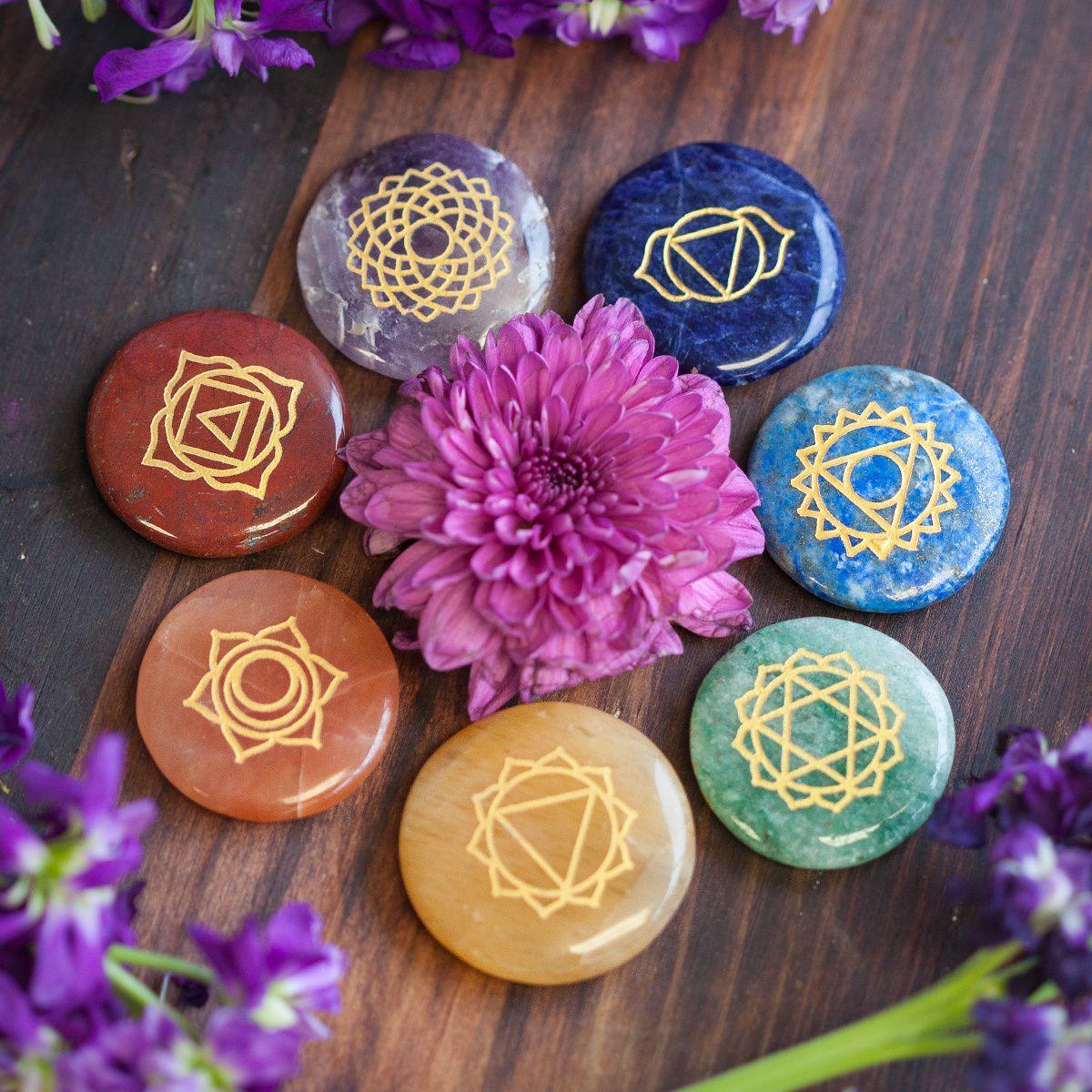 Seven Chakras Of Life